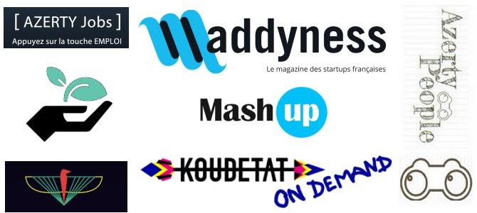 #Startups : 5 sites pour les fans de startups