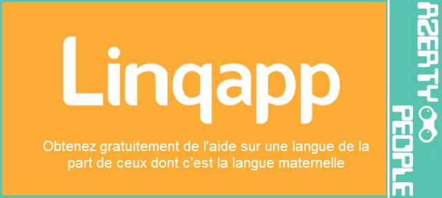 Linqapp : Apprenez une langue grâce à la communauté