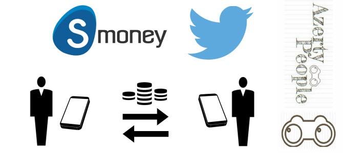 S-money : Rembourser un ami avec un tweet