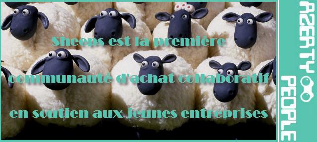Sheeps : Une communauté web d'achat collaboratif